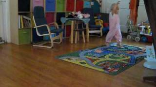 Willow's own dancing style