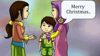 """Can Muslims Say """"Merry Christmas""""?  (Episode 1)"""