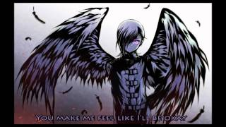 Nightcore - Fallen Angel w/lyrics