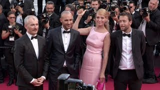 Un Certain Regard jury Uma Thurman and more on the red carpet for the 70th Anniversary