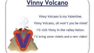 Alphafriends: Vinnie Volcano