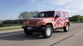 Rubber Rover Tours Omaha for GetCheckedOmaha