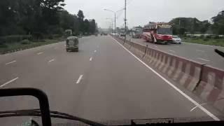 road to airport,dhaka