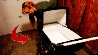 Demonic Baby Carriage! - Brittney Video 4 of 5