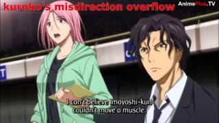 kuroko no basketball best moves of kuroko   YouTube