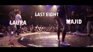 Laura VS Majid | Last eight | Fusion concept 2015