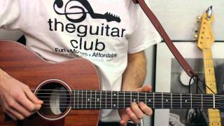 ► Stay The Night - Zedd - Guitar Lesson (Melody) ✎ FREE TAB
