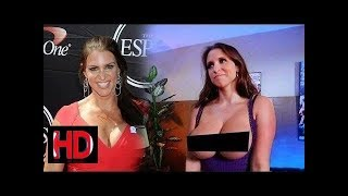 Stephanie McMahon Most Sexual Moments Of All Time In WWE History HD
