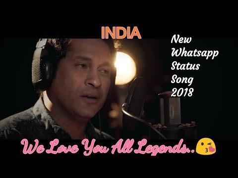Xxx Mp4 New Whatsapp Status For Cricket Lover Sachin Tendulkar Song 😘 All Legends Of Indian Team🇮🇳 3gp Sex