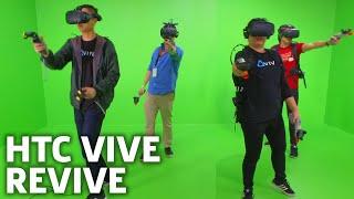 HTC Vive Pro Raises the Bar for Virtual Reality | CES 2018