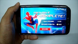 Install Amazing Spider Man 2 FREE on Any Android Device ( Full Hack & No Root)