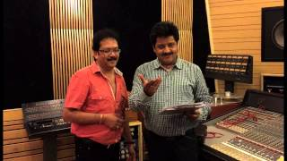 The Making Of Song Raat Bhar Chand By Udit Narayan From The Album Moonlight Whispers