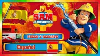 SAM EL BOMBERO - ESPANIOL - 2016 - Fuego Y Rescate ( Feuerwehrmann Sam - Fireman Sam )