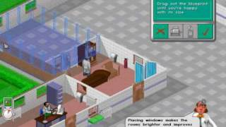 Let's Play! Theme Hospital Level 1 Part 1