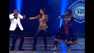 Opening Ceremony Of IPL 2016......Bravo Dancing With Katrina Kaif