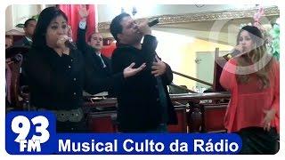 Trio Nascimento - Musical Culto da Rádio - Chegou o Avivamento