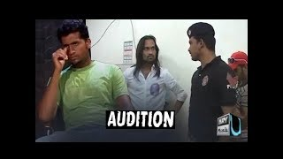 MAD Mobile Snatcher in Living On The Edge - Audition  - ARY Musik