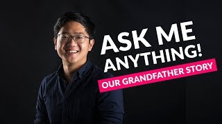 """[AMA] with Kai Yuan from Singapore's """"Our Grandfather Story"""""""