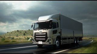 UD Trucks Proudly Presents: The All New Quon (Full)