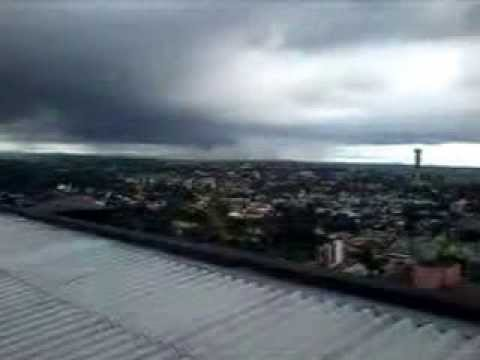 Tornado em curitiba pr
