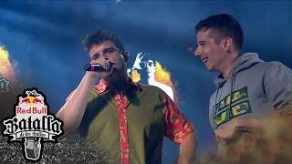 SKONE vs ARKANO – Semifinal: Final Internacional 2016 –  Red Bull Batalla de los Gallos