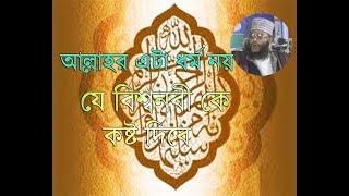 Bangla Waz.Moulana Abdul Malik Islahi.মাওলানা মোঃ আব্দুল মালিক ইসলাহী এম এম (তাফসির) ,