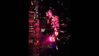 Riverfire 2012 Fireworks in Slow Motion 60fps 5