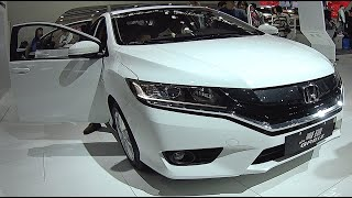 2016, 2017 Honda City, redesigned Honda Greiz video review