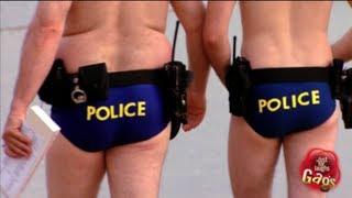 الكاميرا الخفية: شرطة الشاطىء