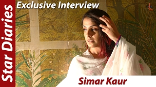 Simar kaur - Star Diaries - Singer Interview - Gora iLmewala - Addi Tappa Music