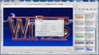 3D-Titel und Animationen mit dem Aurora 3D Animation Maker erstellen