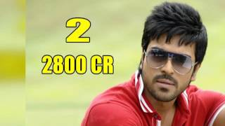 Top 5 Richest Tollywood Heroes In The Industry By Properties