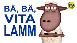 Bä, bä, vita lamm - med mera | 47 min svenska barnvisor