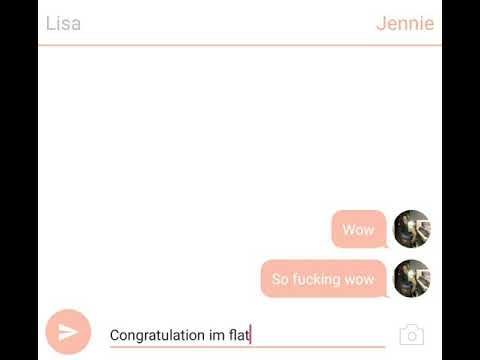 Xxx Mp4 Lisa And Jennie Cutely Fighting Over Text JENLISA 3gp Sex