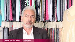 Reportage créateur d'entreprise - D2P Billon
