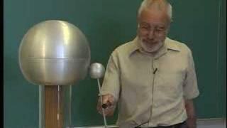 Physics Lab Demo 3: Van der Graaf Experiment