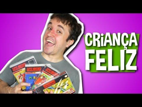 QUE COISA MÁGICA! - Coleção de Games (parte 01)