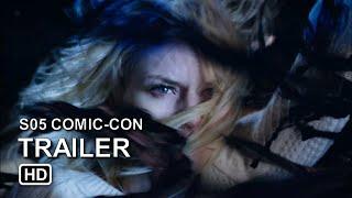 Once Upon a Time Season 5 Comic-Con Trailer - The Dark Swan [HD]