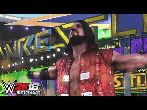 Xxx Mp4 Most Downloaded Awesome Arenas In WWE 2K18 NJPW WWE ROH Lucha 3gp Sex
