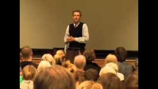 Media commentator Jeff Cohen visited Western Washington University - May 1, 2007