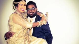 Our wedding!!! Randave and prabasha