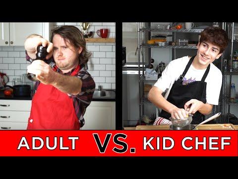 Xxx Mp4 Kid Professional Chef Vs Adult Chef 3gp Sex