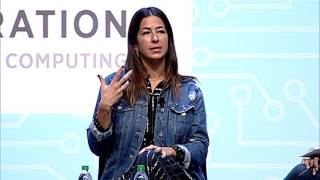 GHC 16 - Rebecca Minkoff, Candice Morgan, Julie Sweet & Reshma Saujani Discuss Gender Gap in Tech