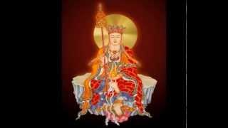 地藏菩薩滅定業真言+南無地藏王菩薩(拜願-佛光山)