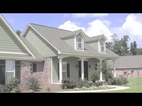 New Ranch Style Home Construction Walkthrough Video for HPG 1800B 1