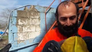Beyaz Erguvan Denizcilik Yangindan kaçış 2017