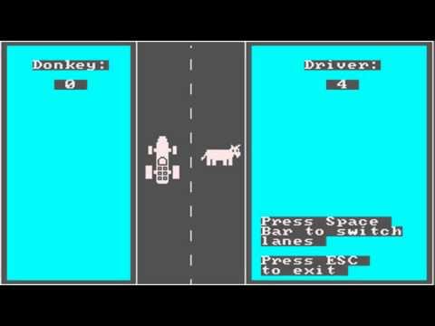 Donkey (a.k.a. DONKEY.BAS) (Bill Gates & Neil Konzen) (MS-DOS) [1981]