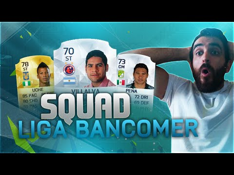 Xxx Mp4 FIFA 16 SQUAD BUILDER LIGA MEXICANA BANCOMER MX ErnesInGame 3gp Sex