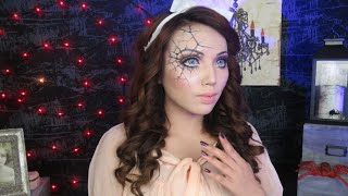 Cracked Doll Makeup Tutorial