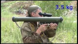 Bur 62mm grenade launcher KBP Russia Russian defense industry military technology